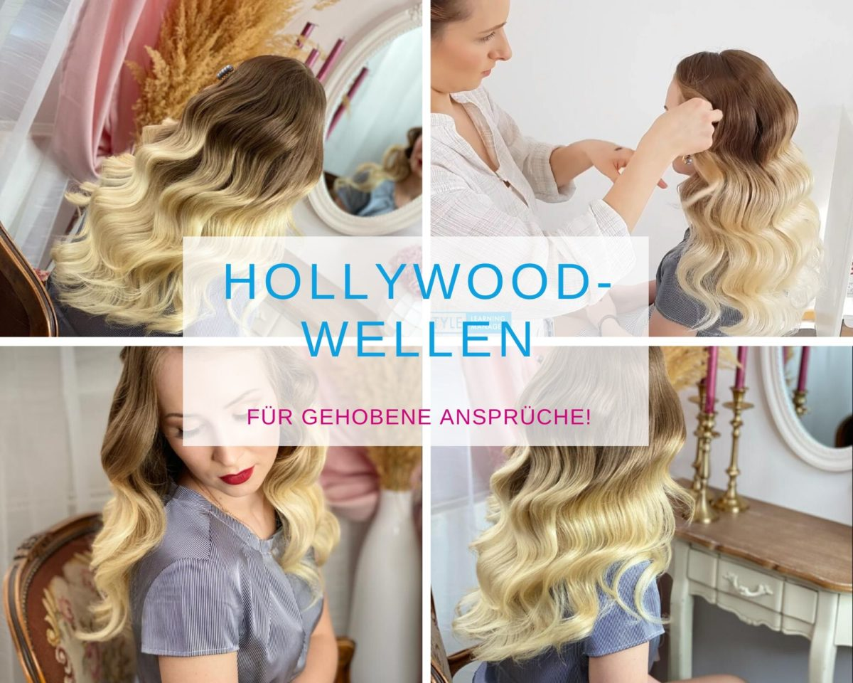 Hollywood Wellen_Kirchstyle