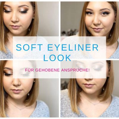 Soft Eyeliner Look