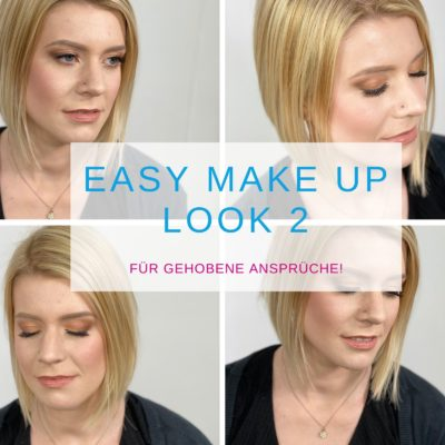 Easy Make up Look II