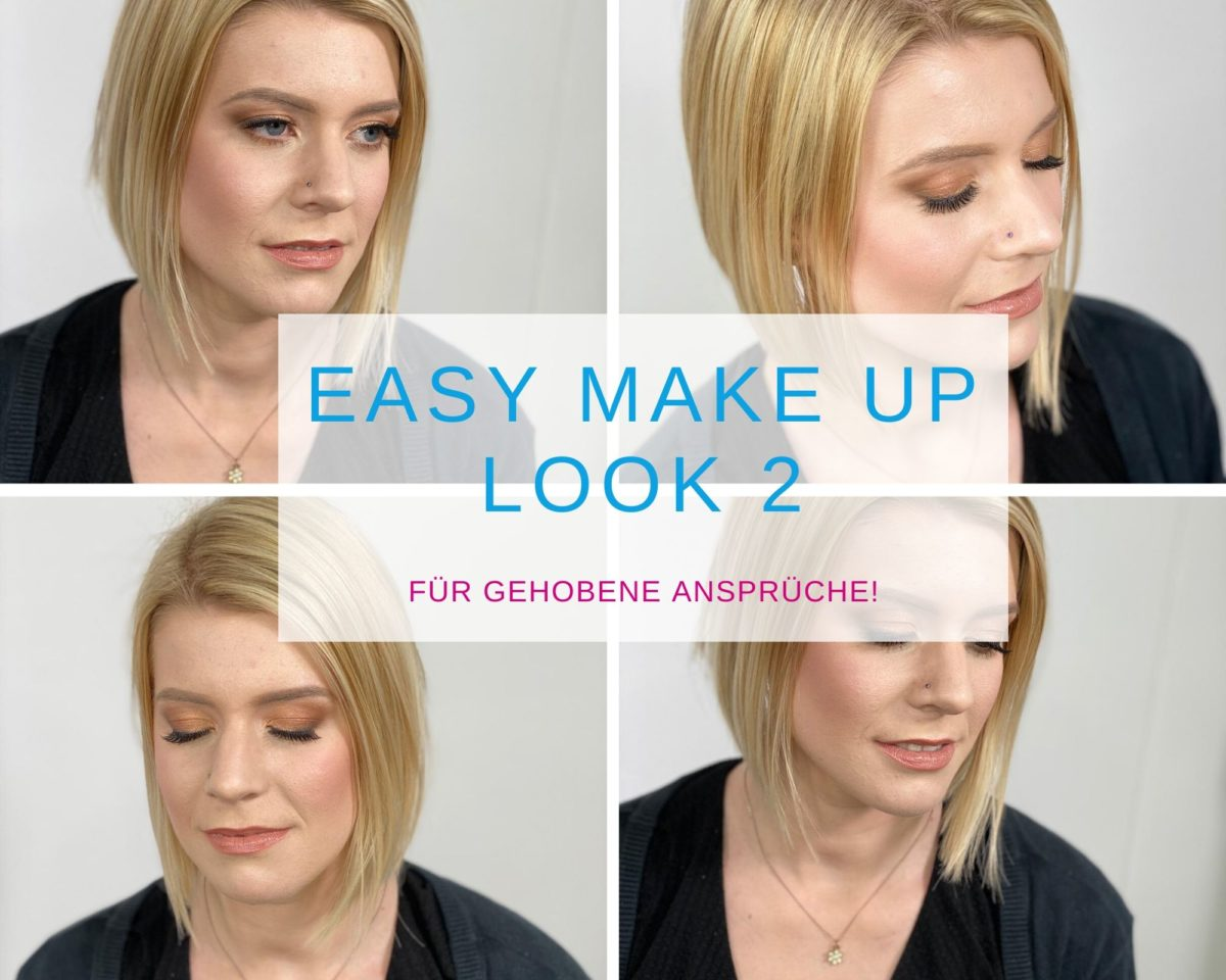Easy Make up Look II_Kirchstyle